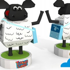 Timmy Time Paper Figure