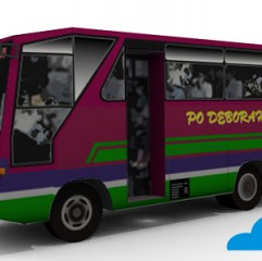 PO Deborah Shuttle Bus